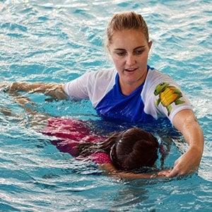 Ecole de natation Reims