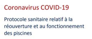 protocole sanitaire covid19