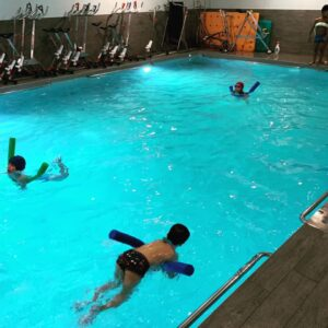 info ecole natation covid