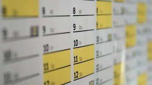 Planning, tarifs